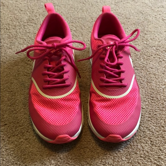 Women's Nike Air Max Thea HOT PINK